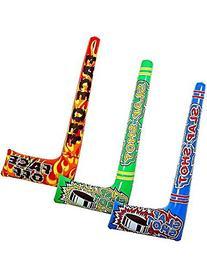 Inflatable Hockey Sticks