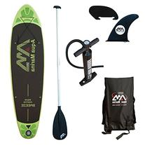 Aqua Marina Inflatable Stand-up Breeze Paddle Board with