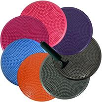 Bintiva Inflated Stability Wobble Cushion, Including Free