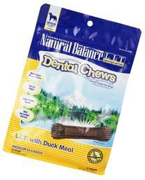 Natural Balance Dental Chews L.I.T. Limited Ingredient