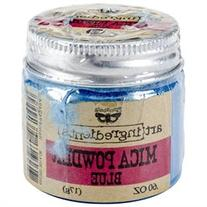 Art Ingredients Mica Powder-Blue