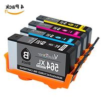 Valuetoner Remanufactured Ink Cartridge Replacement for New