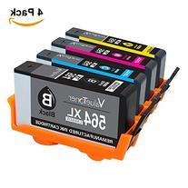Valuetoner 564XL Remanufactured Ink Cartridges for HP 564 XL