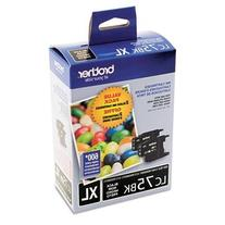 Ink Cartridges, High Yield, 600 Page Yield, Black Qty:20