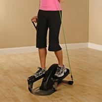 Stamina InMotion Compact Elliptical Trainer with Upper Body