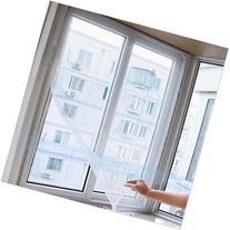 Insect Fly Bug Mosquito Door Window Net Netting Mesh Screen