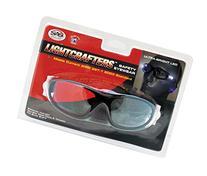 SAS Safety 5420-20 LED Inspectors Readers Safety Glasses,