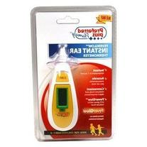 Instant Ear Thermometer Feverglow By Preferred Plus - 1 Each