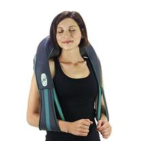 truMedic Instashiatsu Plus Neck and Shoulder Massager, Teal