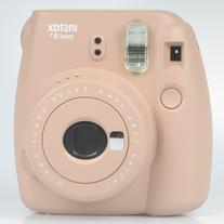 Fujifilm instax mini 8+ Camera - Cocoa