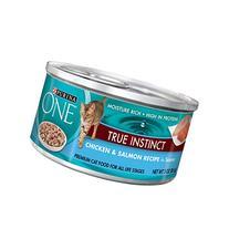 Purina ONE True Instinct Chicken & Salmon Recipe Premium Cat