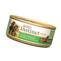 Nature's Variety Instinct Grain-Free Lamb Formula Canned Cat