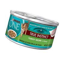 Purina ONE True Instinct Turkey Recipe Premium Cat Food -  3