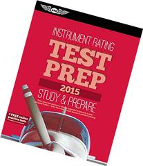 Instrument Rating Test Prep 2015 - With Supp