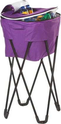 Picnic Plus Insulated Beverage Tub Cooler with Stand