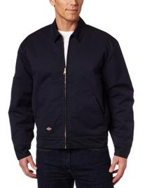 Dickies Men's Insulated Eisenhower Jacket, Dark navy, Large