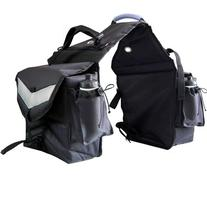 Intrepid International Insulated Saddle Bag with Water