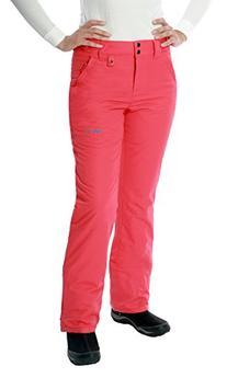 Arctix Women's Insulated Snow Pant, Melon, X-Small/Regular