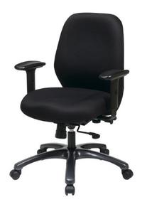 Office Star High Intensity Use Ergonomic Chair with 2-To-1