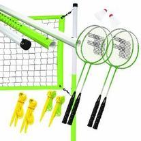 Intermediate Badminton