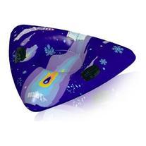 Pelican International Meteor Inflatable Snow Tube
