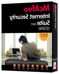 McAfee Internet Security Suite 2007 - 3 Users