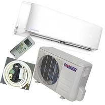 PIONEER Air Conditioner Pioneer Mini Split Heatpump, 12000