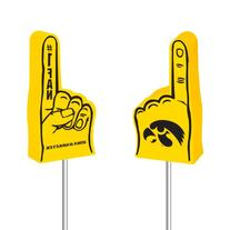 Iowa Hawkeyes Mini Foam Finger Antenna Topper