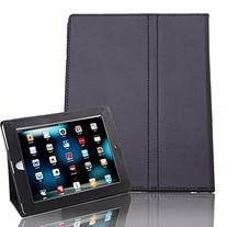 HDE iPad 1 Case - Slim Fit Leather Cover Stand Folio with