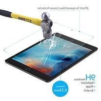iPad Mini 4 Screen Protector, JETech Premium Tempered Glass