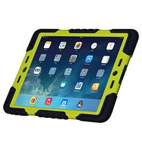 Hot Newest Pepkoo Ipad 6 / Ipad Air 2 Case Silicone Plastic
