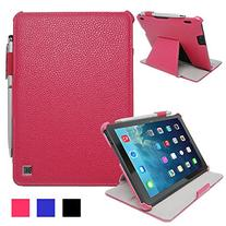 iPad Air 2 Case - KAYSCASE Bookshell Case Compatible with
