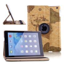 iPad Air 1st  Cover, TOPCHANCES 360 Degrees Rotating PU