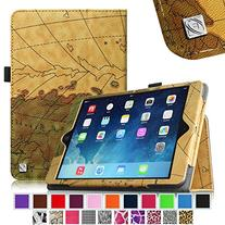 Fintie iPad mini 1/2/3 Case - Folio Slim Fit Vegan Leather