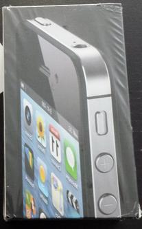 iPhone 4 8GB for Straight Talk - BLACK
