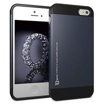 iPhone 5 Case, JETech Two-Layer Slim Protective iPhone 5 5S