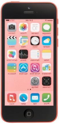 Apple iPhone 5c GSM Unlocked Cellphone, 16GB, Pink