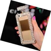 Iphone 6/6s case Diamond,Perfume Bottle shape Case for