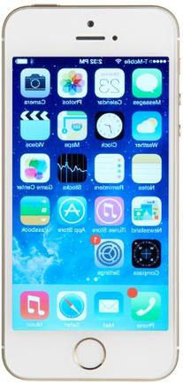 Apple iPhone 5s 16GB Verizon + Unlocked GSM 4G LTE