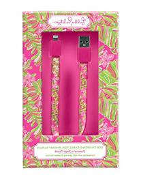 Lilly Pulitzer iPhone 6/5s/5c/5 USB Lightning Cable - Jungle