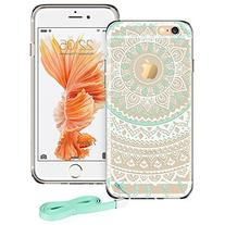 iPhone 6 / 6s Case, ESR Totem Series Hybrid Case Clear with