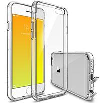 iPhone 6S Case, Ringke  Clear PC Back TPU Bumper w/ Screen