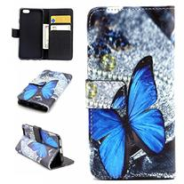 iPhone 6S case, Lookatool® for iPhone 6S 4.7 Inch Leather