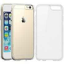 iPhone 6s Case Clear, LUVVITT  Hybrid Scratch Resistant Back