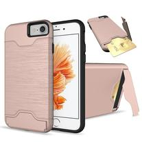 iPhone 7 Case Cum Wallet - Hidden Credit Card or Money Slot