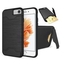 iPhone 7 Case Cum Wallet - Hidden Credit Card or Money Slot