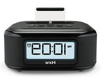 iHome iPL23 Stereo FM Clock Radio with Lightning Dock Charge