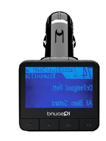 Supersonic-IQ-207-Wireless FM Transmitter With1.4 Inches