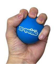 Iron Gloves Gripp II Golf Hand Trainer, Black