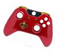 Iron Man Xbox One Rapid Fire Modded Controller PRO Finish 40